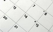 Calendar Year vs. Earth Orbit