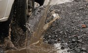 How to File a Claim for Damage Due to a Pot Hole