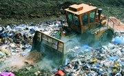 Recycling Vs. Landfills or Incinerators