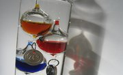 How to Read a Galileo Thermometer