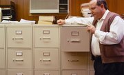 How Do I Calculate the Capacity of a Filing Cabinet?