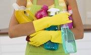 Common Household Pollutants