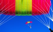 The Physical Factors Affecting Parachutes