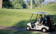 How to Charge a Golf Cart With an Automotive Battery Charger