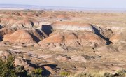 What Is the Climate of the Painted Desert?