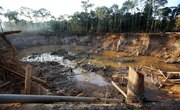 Effects of Gold Mining on the Environment