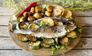 How to Grill Lake Trout