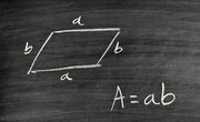 How to Calculate Area for an Uneven Quadrilateral