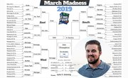Data Don't Lie: Ayrton Ostly's March Madness Lessons and a Look at the Sweet 16