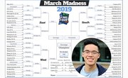No Cinderellas in Sight: Brian Truong's March Madness Bracket, so Far