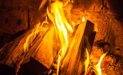 What is the Gas Emitted When Burning Wood?