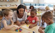 Teaching Methods Used in a Kindergarten Classroom