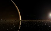 Motion of the Planet Saturn