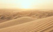 Characteristics of Arid Climates