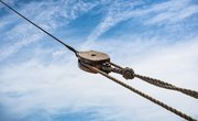 The Advantages of Using Levers & Pulleys