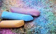 Chalk and Vinegar Science Projects