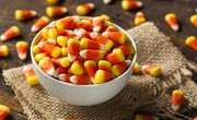 How do I Calculate the Number of Candy Corn Pieces in a Jar?