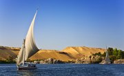 Two Examples of How the Nile Shaped Ancient Egypt