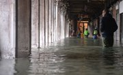 A Historic High Tide Leads to Massive Venice Floods