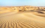 Unique Features of Deserts