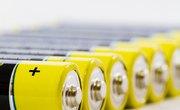 Energizer Watt-Hour Battery Specs