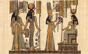 The Social Status of Women in Ancient Egypt & Mesopotamia