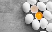 Raw Egg & Vinegar Experiments
