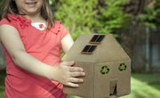 How to Build a Model Solar House for a Kid's Project