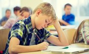 How to Calculate School Grades by Percentage