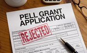 Reasons for a Pell Grant Denial