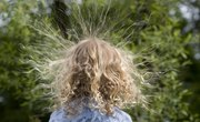 How to Build Up Static Electricity with Your Hands