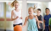 Gym Games for Elementary Kids