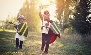 What Games Did Children Play in Medieval Times?