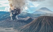 Stages of a Volcano Eruption