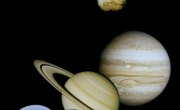 Differences Between Dwarf Planets, Comets, Asteroids & Satellites