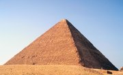 How to Calculate Pyramid Angles