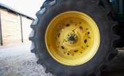 How to Fill a Tractor Tire