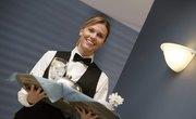 Waitress Scholarships