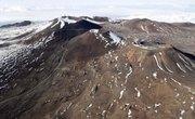 The Types of Rocks on Mauna Loa