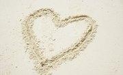 How to Whiten Sand