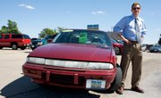 What Taxes Are Paid When Buying a Used Car in the State of New York?