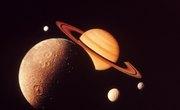 Similarities Between the Terrestrial & Jovian Planets