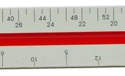 How to Read an E-Scale Ruler