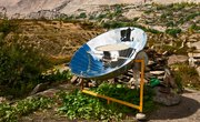 The Disadvantages of Solar Cooking