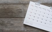 How to Calculate the Weeks in a Month
