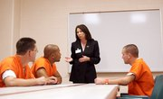 Teaching Life Skills to Inmates