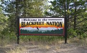 What are the Festivals That the Blackfeet Indians Celebrate?