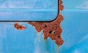 Is Rust Dust Harmful?