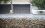 Can I Deduct Home Repairs From a Hail Storm on My Taxes?