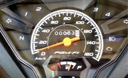 How to Repair a Motorcycle's Speedometer